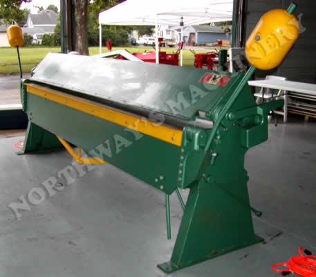 Used Sheet Metal Fabricating Machinery, Parts  Supplies